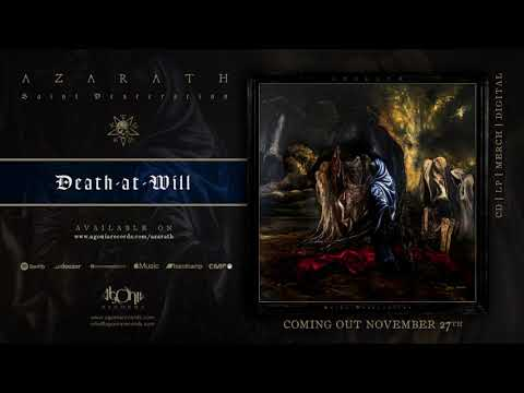 AZARATH - Death-at-Will (Official Track Stream)