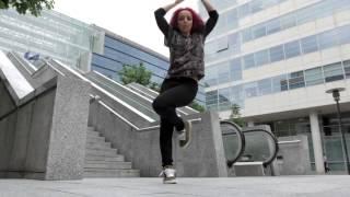 Sarah bee Red Bull Beat It Demo