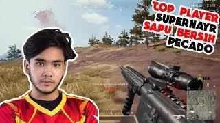 TOP PLAYER SUPERNAYR RATAKAN PECADO 14 KILLS PUBG INDONESIA
