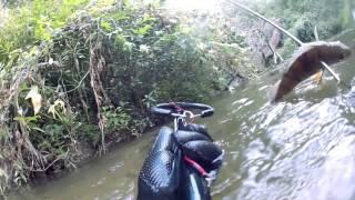 Подводная охота для чайников. река Вожа.