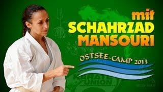 10. Ostseecamp 2013 in Barth M/V mit Schahrzad Mansouri KUMV/DKV