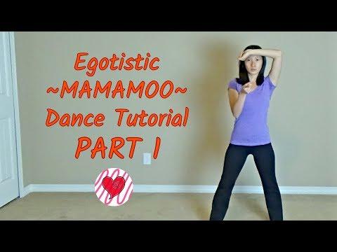 Egotistic (MAMAMOO) Mirrored Dance Tutorial Part 1