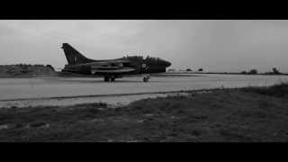 the last flight   a7 corsair