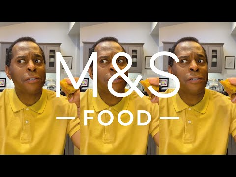 Andi Peters road-tests the M&S Food Plant Kitchen range   M&S FOOD