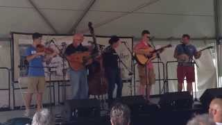 LITTLE CABIN HOME ON THE HILL by Drive Time at Happy Valley Fiddlers Convention