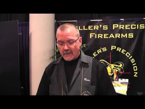 Stiller Precision 2500 X Rimfire Rifle Action