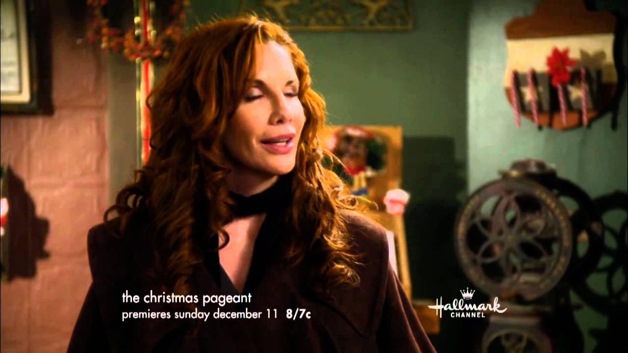 The Christmas Pageant.Hallmark Channel The Christmas Pageant Premiere Promo