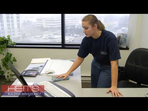 Office Cleaning NJ | Janitorial Services Newark & Jersey City by Heits Building Services of NJ