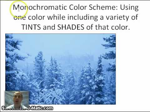 Creating A Monochromatic Color Scheme For An Aboriginal Dot Painting Part 4b 5mp4