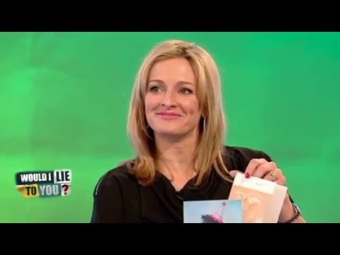 Gabby Logan's birthday cards for her pets - Would I Lie to You? [HD]