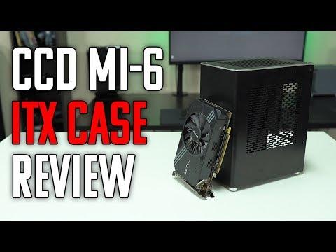 CCD MI-6 Mini-ITX Case Review & Build