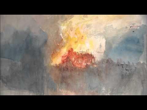 Nach William Turner Von Helga Matisovits Natur Wasser Bewegung Malerei