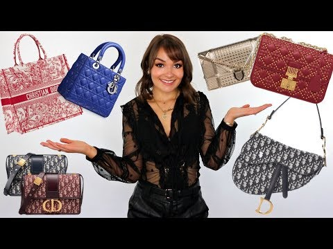 Which DIOR Bag Is Best To Buy? Dior Comparison & Collection 2019
