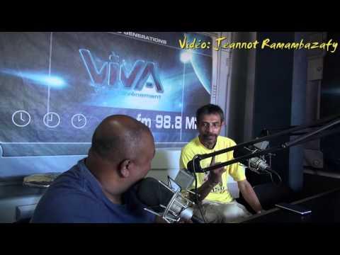 Jeannot Ramambazafy 2 Radio Viva 06 janvier 2015