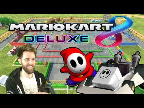 I AM WAY 2 INTO THIS [MARIO KART 8 DELUXE] [#06]