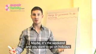 English Lessons - Intermediate - 1 of 5