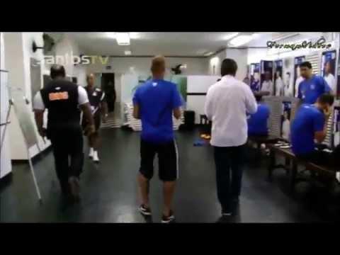 AH LELEK LEK LEK Neymar y Robinho