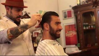 🔴 HAIRCUT OF Rui Patrício ✖ Figaro's Barbershop Lisboa