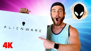 👽🔥Dell Alienware m17 R3 Unboxing and Review | I HAD NO IDEA A COMPUTER COULD DO THIS!