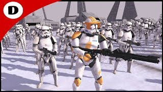 THE RACE TO FIND DELTA SQUAD COMMANDOS - Star Wars: Rico's Brigade S2:E9