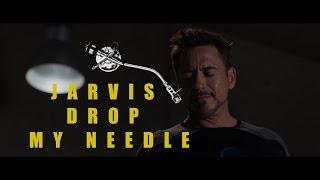 "FUNEdit-IRON MAN 3-""Jarvis Drop My Needle"""