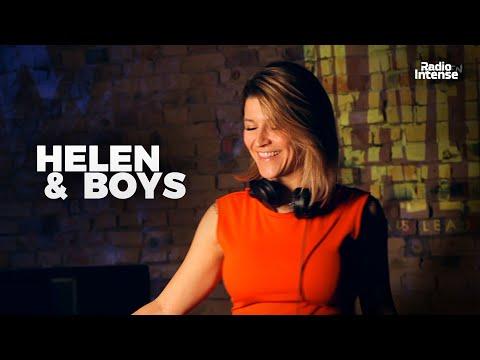 Helen&Boys - Live @ Radio Intense Kyiv 18.03.2020 // Melodic Techno Mix