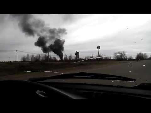 Катастрофа в Республике Коми г.Усинск продолжение