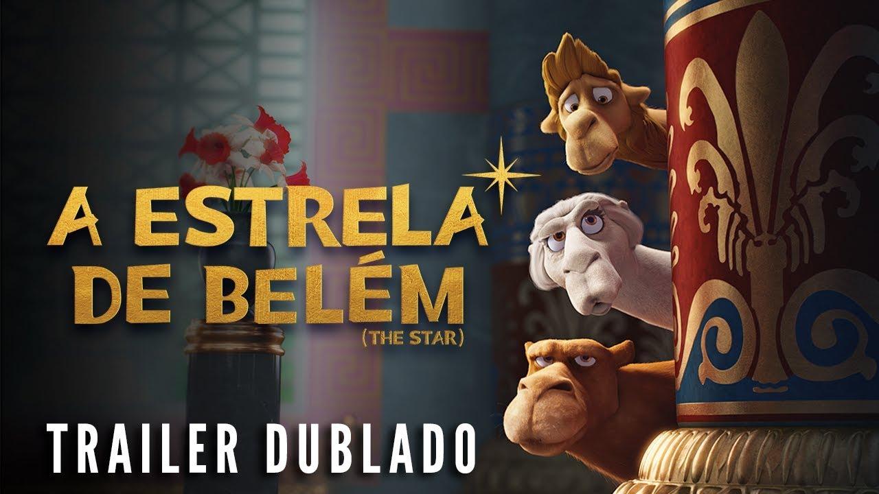 A Estrela De Belem Trailer Dublado 30 De Novembro Nos Cinemas Youtube