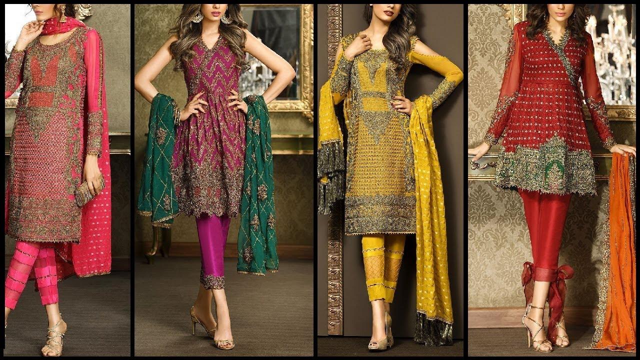 Top Amazingly Beautiful Designer Dresses For Ladies 2017