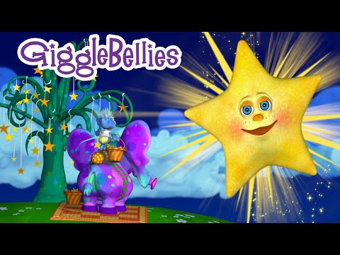 Twinkle Twinkle Little Star | Full Version in HD | The GiggleBellies