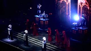 Madonna - Act of Contrition/Girl Gone Wild (Ziggo Dome, Amsterdam) MDNA World Tour