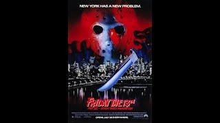 Halloween Movie Review Series (Friday the 13th Part VIII: Jason Takes Manhattan)