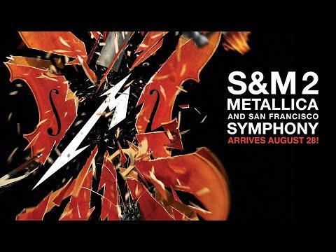"""[News]Álbum e vídeo ao vivo """"Metallica & San Francisco Symphony: S&M2"""", que têm lançamento no dia 28 de agosto, documentam os shows dos dias 6 e 8 de setembro, realizados no San Francisco Chase Center"""