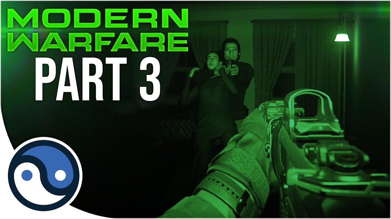 Campanha de guerra moderna do Call of Duty permite jogar a parte 3 + vídeo
