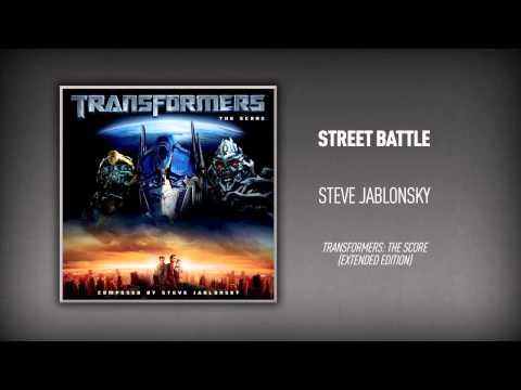 Street Battle (Transformers: Extended Edition)