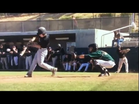 John Mook Baseball Folsom Lake College - Sept 2016