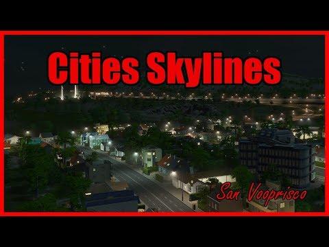 COMING BACK FROM $500K IN DEBT - Cities Skylines [San Vooprisco] #9