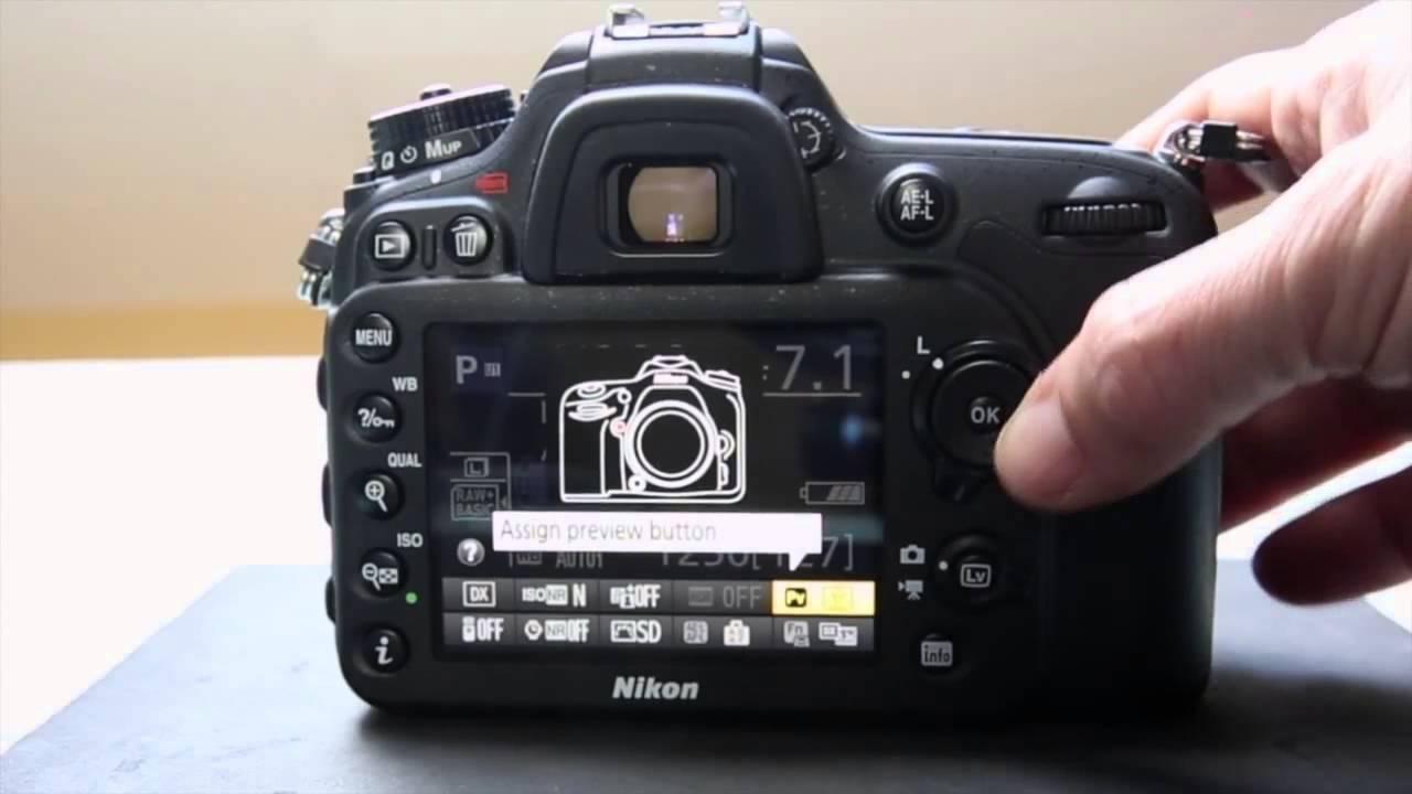 Nikon D7100 DSLR Camera Drivers Mac
