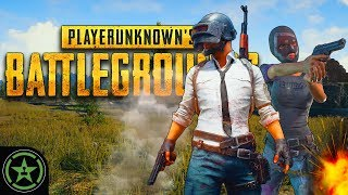 Let's Play - PLAYERUNKNOWN'S BATTLEGROUNDS: Vaulting Into Action - AH Live Stream