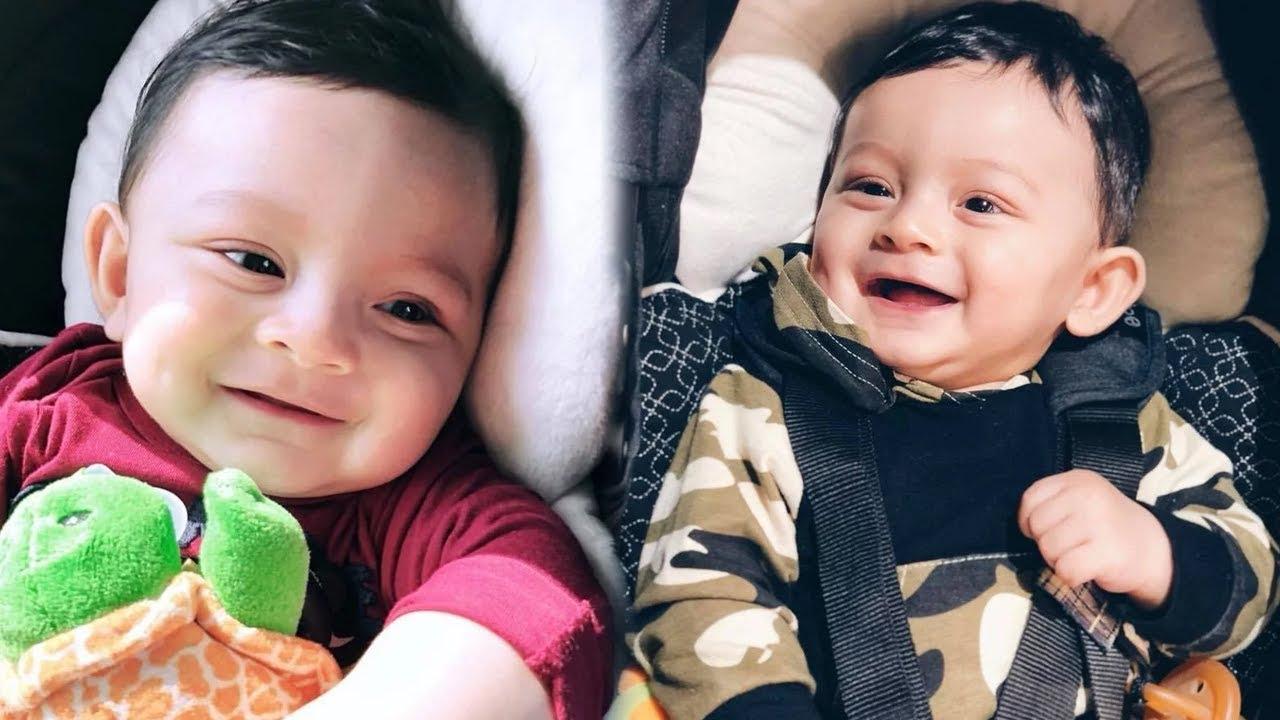 """Sau 8 tháng,ảnh bé trai đẹp nhất thế giới từng khiến triệu người phát cuồng,thay đổi đến """"ngỡ ngàng"""""""