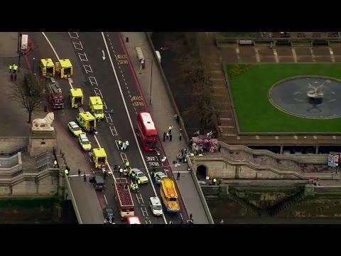 Anschlag in London: Polizei nimmt sieben Verdächtige fest