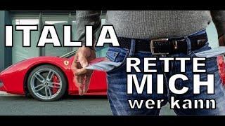 Italien : Rette mich wer kann - Freibier für alle - Euro EU Krise