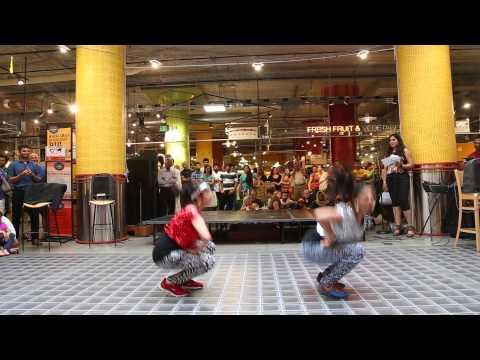 Hot Indian Dance Off - Desi Divas