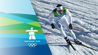 Cross Country Skiing Men 30KM Pursuit Highlight | Vancouver 2010