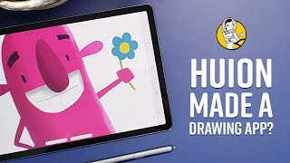 Huion Sketch Review - A Free Android Drawing App