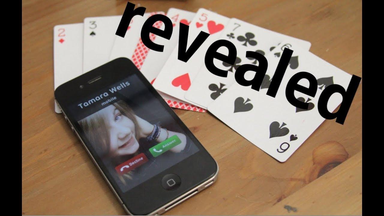 Dating magic tricks