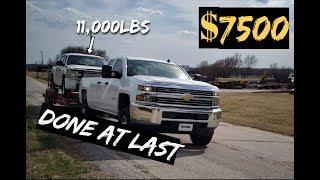 Cheapest 2015 Chevy Silverado 2500 4x4 on youtube