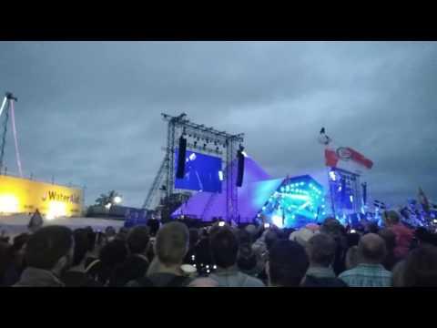 Foo Fighters Glastonbury 2017 Times like these
