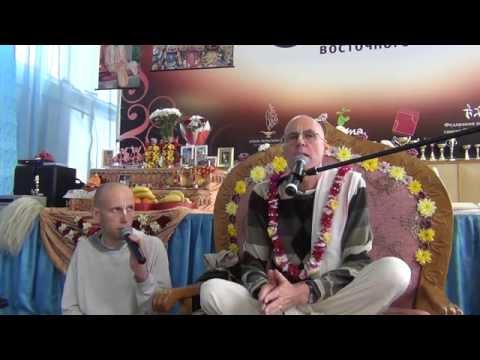 Шримад Бхагаватам 2.1.7 - Рохинисута Прабху