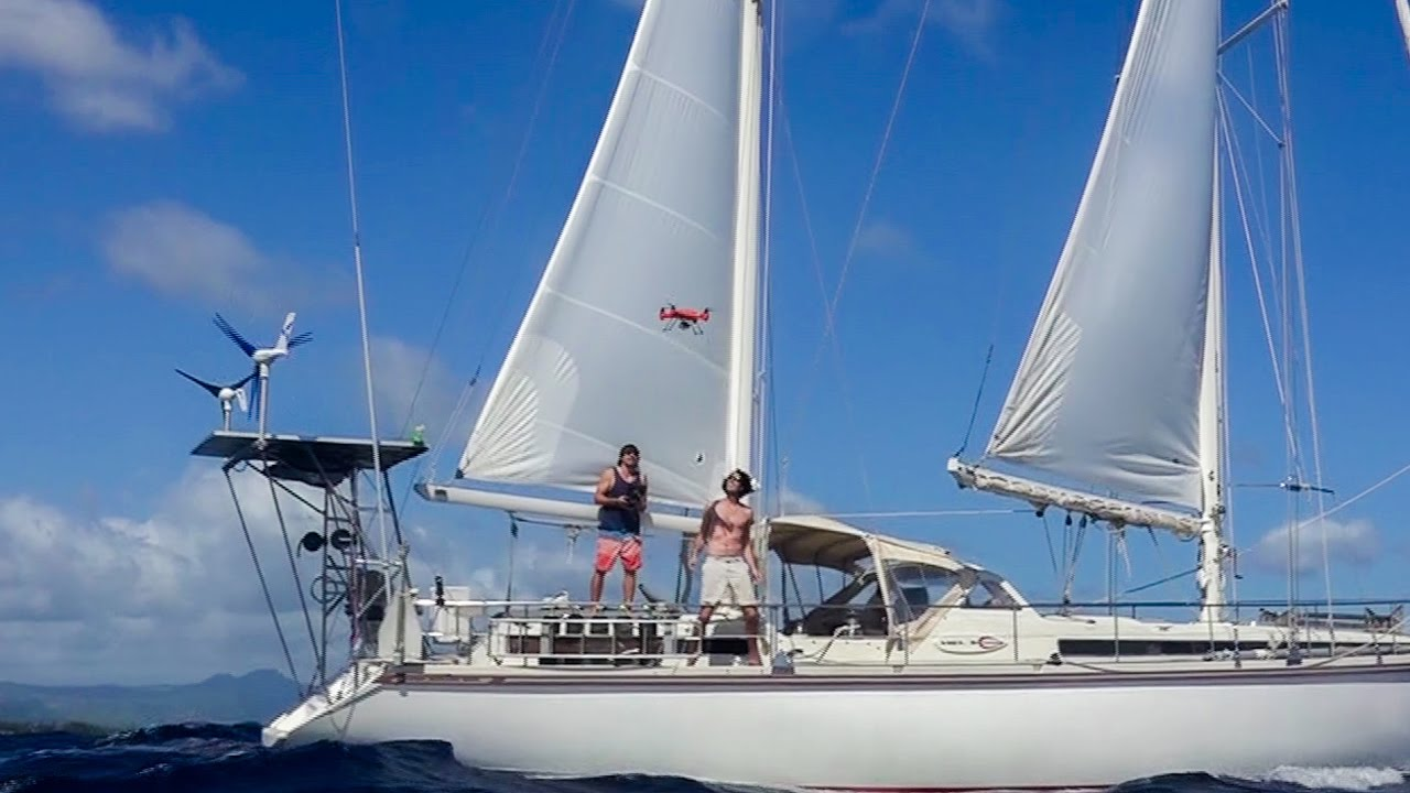 a drone crash a lost tooth and a live concert sailing vessel delos